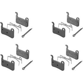Shimano A01S Scheibenbremsbelag Resin Scheibenbremsbeläge 4er Set